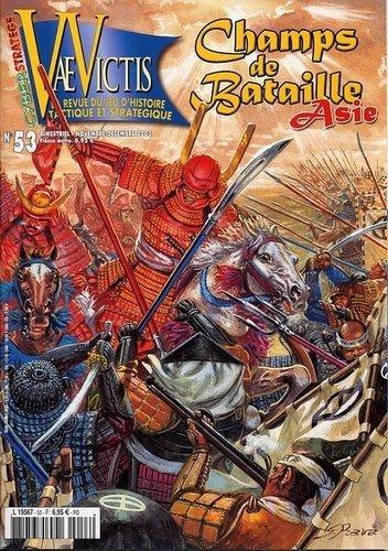 VaeVictis no. 53 Champs de bataille: Asie