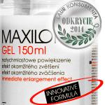 MAXILONGl 150ml NOWOCZESNY Żel Powiększający Penisa