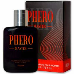 PERFUMY Z FEROMONAMI PHERO MASTER for men 50 ml