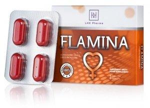 FLAMINA 4tab mocne na libido dla kobiet