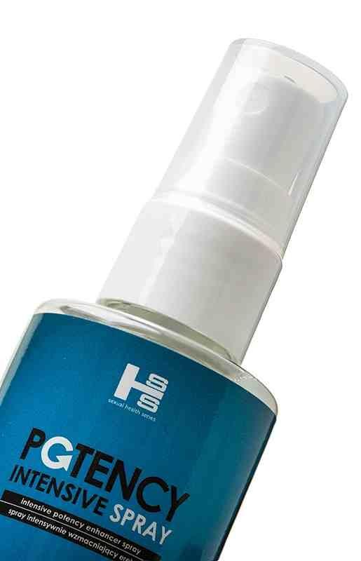 Potency Spray Intensive 50 ml - szybka erekcja