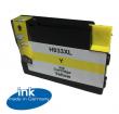 Tusz Zamiennik HP 933XL 6100, 6600, 6700, 7110, 7610 - GP-H933XLY Yellow