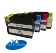 4x Tusz Zamiennik HP 932XL 933XL OfficeJet 6100, 6600, 6700, 7110, 7610 GP-H933XLCMYK ZESTAW
