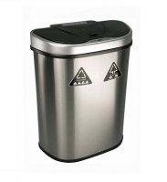 Bezdotykowy kosz na odpady 70L Recicl