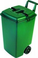 Pojemnik na odpady 90L na kółkach