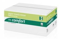 Ręczniki Z-Z WEPA makulatura biała 2w. (3200szt)