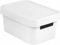 Pojemnik INFINITY 4,5L biały