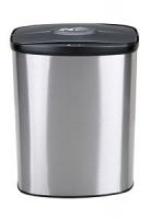 Bezdotykowy kosz na odpady 8L prostokątny