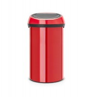 Kosz TOUCH BIN 60L Passion Red