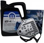Olej MOPAR ATF+4 oraz filtr automatycznej skrzyni 3SPD Chrysler Voyager
