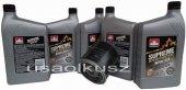 Filtr oraz syntetyczny olej 10W30 Dodge Durango -2003