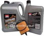 Filtr oraz syntetyczny olej 5W30 Pontiac Sunfire 2,2