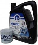 Filtr + olej 10W30 MOPAR Chrysler LHS