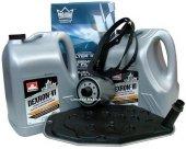 Filtr oraz olej Dextron-VI automatycznej skrzyni biegów 545RFE Dodge RAM 1500-3500 AWD