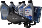 Filtr oraz olej skrzyni biegów Mobil ATF320 Chevrolet Venture