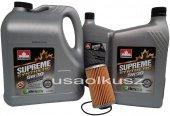 Filtr oraz syntetyczny olej 5W30 Cadillac STS 3,6 V6