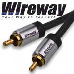 Kabel RCA Wireway 5m 1RCA
