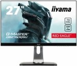 IIYAMA G-MASTER RED EAGLE GB2760QSU-B1 27 WQHD 144Hz 1ms Disp.Port FreeSync