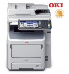 Urządzenie wielofunkcyjne OKI MB760dnfax