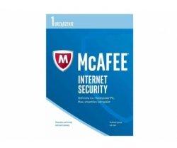 McAfee Internet Security 2017 PL OEM (12m.)