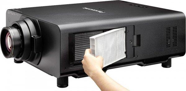 Projektor Panasonic PT-DS20K2EJ SXGA+ 3DLP HDMI 20000AL 3D /  HD-SDI / Lens Memory