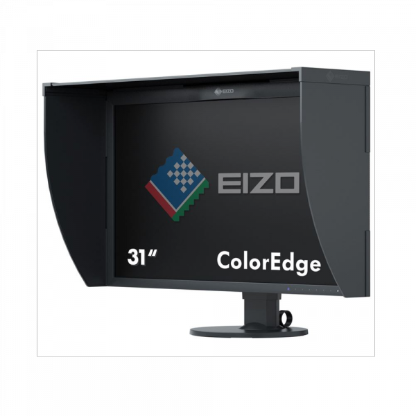 EIZO ColorEdge CG318 32 4K IPS, 99% Adober RGB + Kaptur+ tablet WACOM