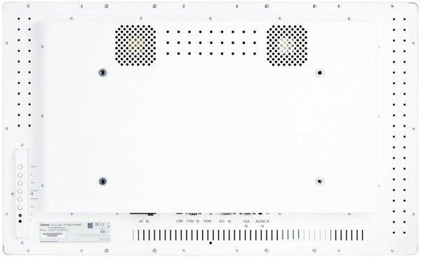 Monitor IIYAMA 32 TF3237MSC-W3AG Biały AMVA+ multi-touch 24/7 IPX1