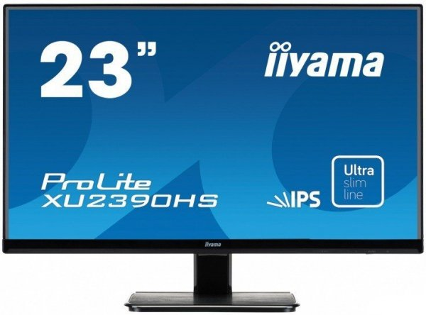 """IIYAMA 23"""" XU2390HS-B1 IPS HDMI Głośnik GRATISY"""