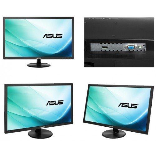 Monitor ASUS VP247HA 24 VA FullHD HDMI D-SUB