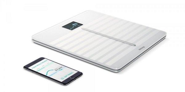Waga Withings Body WBS05 Biała WiFi Android iOS
