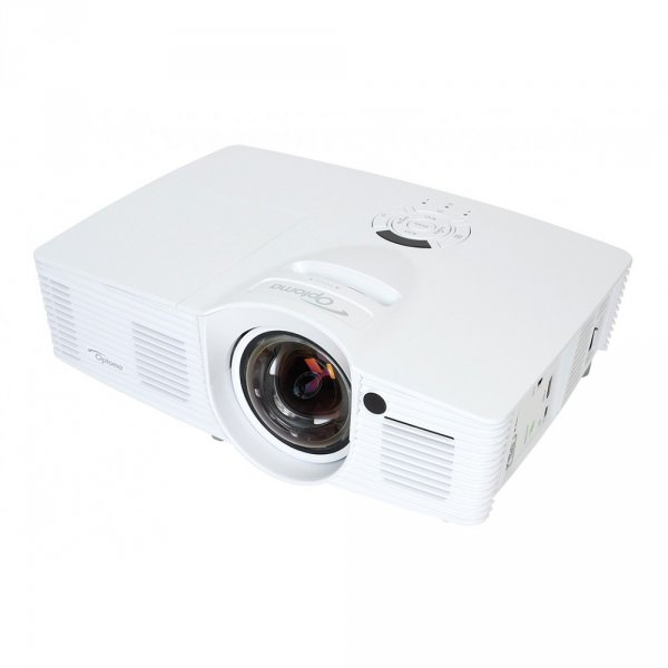 --- Kabel HDMI 10m GRATIS ---- Projektor OPTOMA GT1070Xe DLP 1080p Full 3D 2800AL short throw