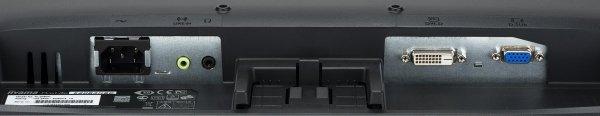 IIYAMA 20'' E2083HSD-B1 Głośniki DVI-D