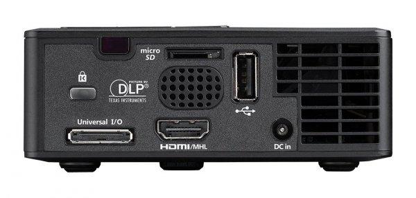 Projektor OPTOMA ML750e WXGA 700 LED, 15000:1
