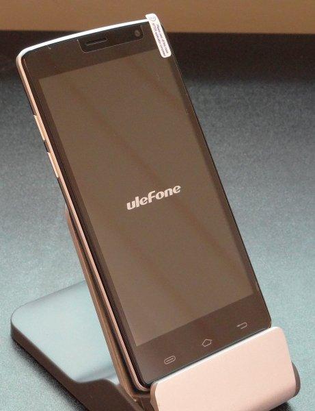 """Smartfon Ulefone Be Pure Lite 8GB 5.0"""" (granatowy) POLSKA DYSTRYBUCJA Etui+słuchawki"""