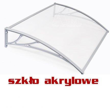 150x100 SZKLANY Daszek simple OXY markiza