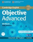 Objective Advanced Workbook with Answers + CD