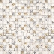 L'Antic Colonial Imperia Cream Gold 1,5x1,5