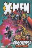 X-MEN AGE OF APOCALYPSE OMNIBUS COMPANION HC (SUPERCENA)