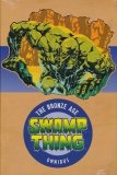 SWAMP THING THE BRONZE AGE OMNIBUS DELUXE HC