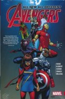 ALL-NEW ALL-DIFFERENT AVENGERS DELUXE HC