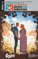 A AND A ADVENTURES OF ARCHER AND ARMSTRONG VOL 02 ROMANCE AND ROAD TRIPS SC