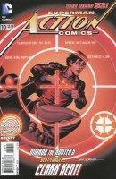 ACTION COMICS #10 (NEW 52) (WYPRZEDAŻ)