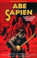 ABE SAPIEN VOL 09 LOST LIVES SC