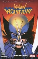 ALL NEW WOLVERINE VOL 01 FOUR SISTERS SC