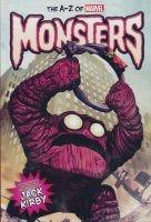 A-Z OF MARVEL MONSTERS DELUXE HC