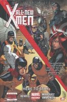 ALL-NEW X-MEN VOL 02 HERE TO STAY HC (NOW) (SUPERCENA)