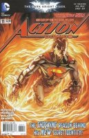ACTION COMICS #11 (NEW 52) (WYPRZEDAŻ)