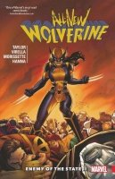 ALL NEW WOLVERINE VOL 03 ENEMY OF STATE II SC