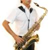 Szelki do saksofonu BG Yoke Brace S50SH