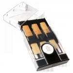 Pudełko na stroiki do klarnetu B/A/Es Vandoren Hygro-case HRC10